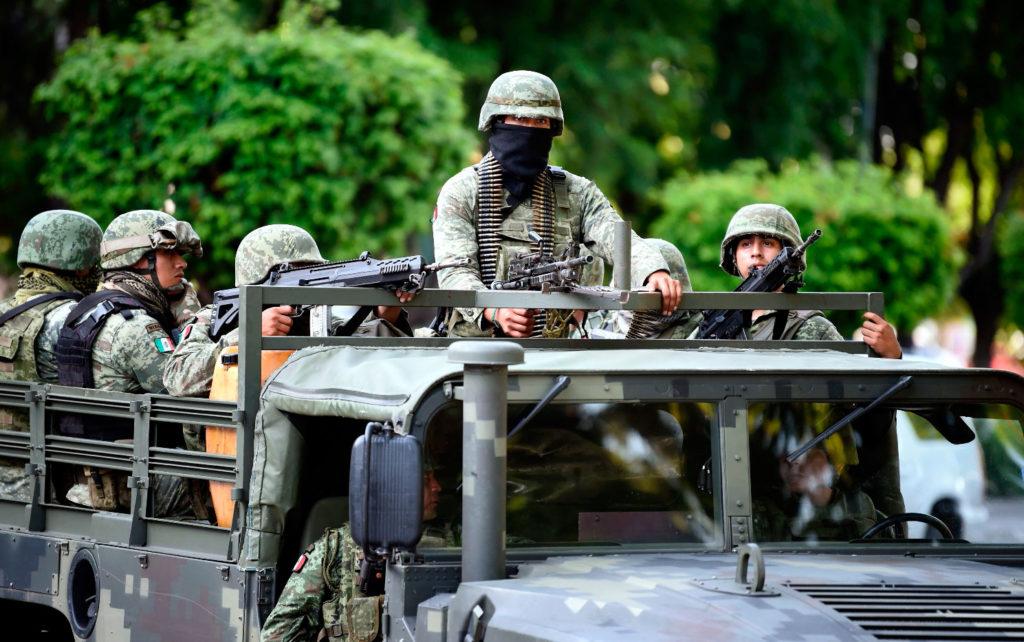 Extrema preocupación en el Pentágono por fracaso de política antinarco en México